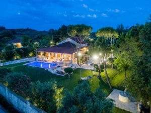 Dream Zakynthos Villa Greece 1