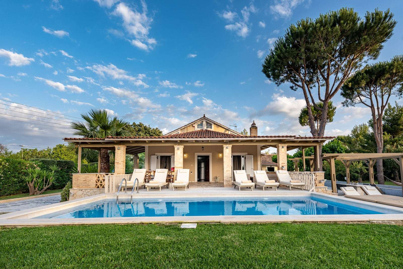 Zakynthos Luxury Villa - 2021